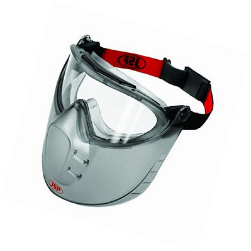 JSP Stealth 9200 Faceshield Goggle N Rated