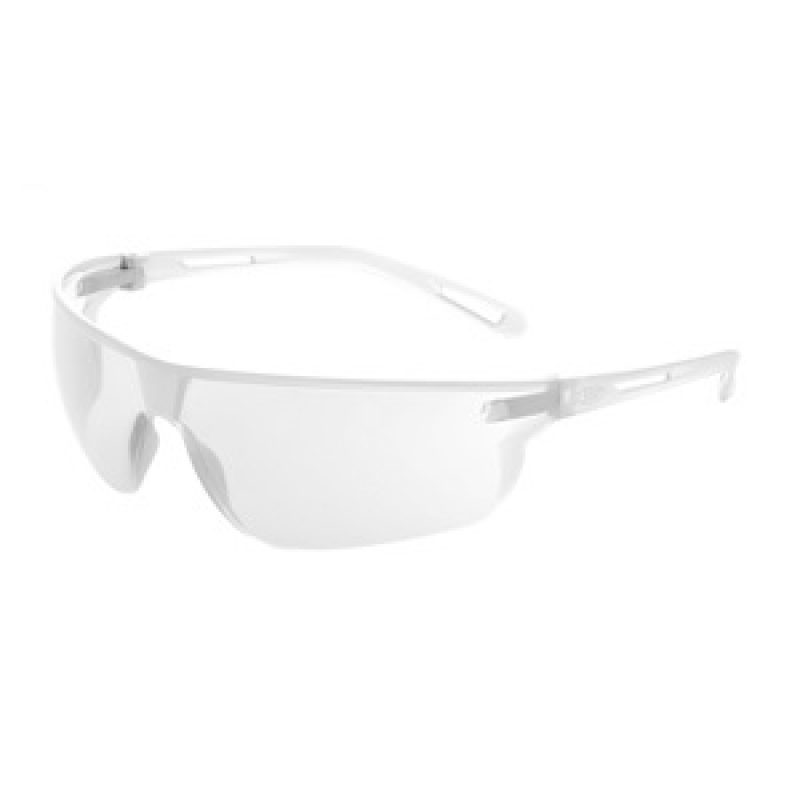 JSP Stealth 16g Lightweight Safety Spectacles - Clear K & N Rated