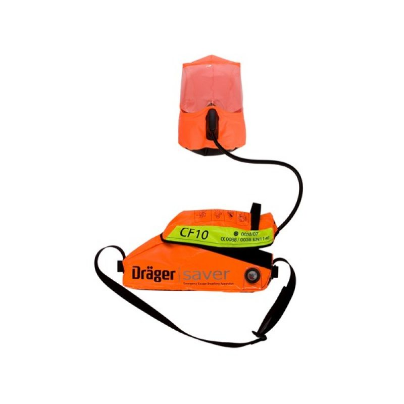 Drager Saver CF10 Constant Flow Emergency Escape Set