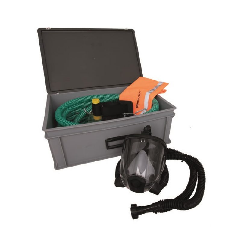 Centurion Nevis FABA Fresh Air Breathing Apparatus Kit
