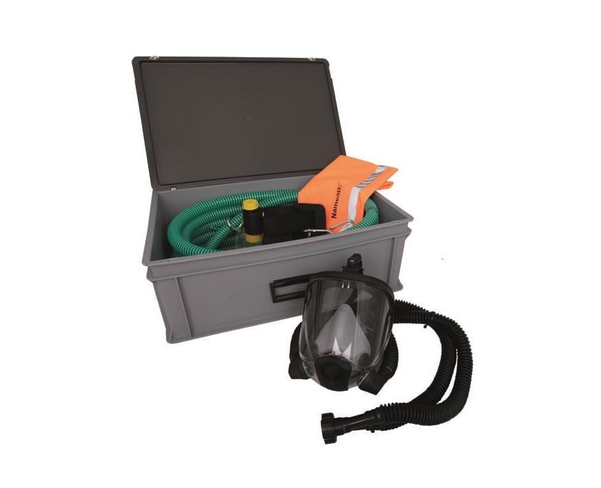 Centurion Nevis FABA Fresh Air Breathing Apparatus Kit