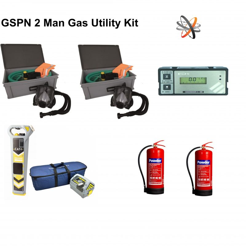 GSPN Two Man Gas Utiltiy Kit