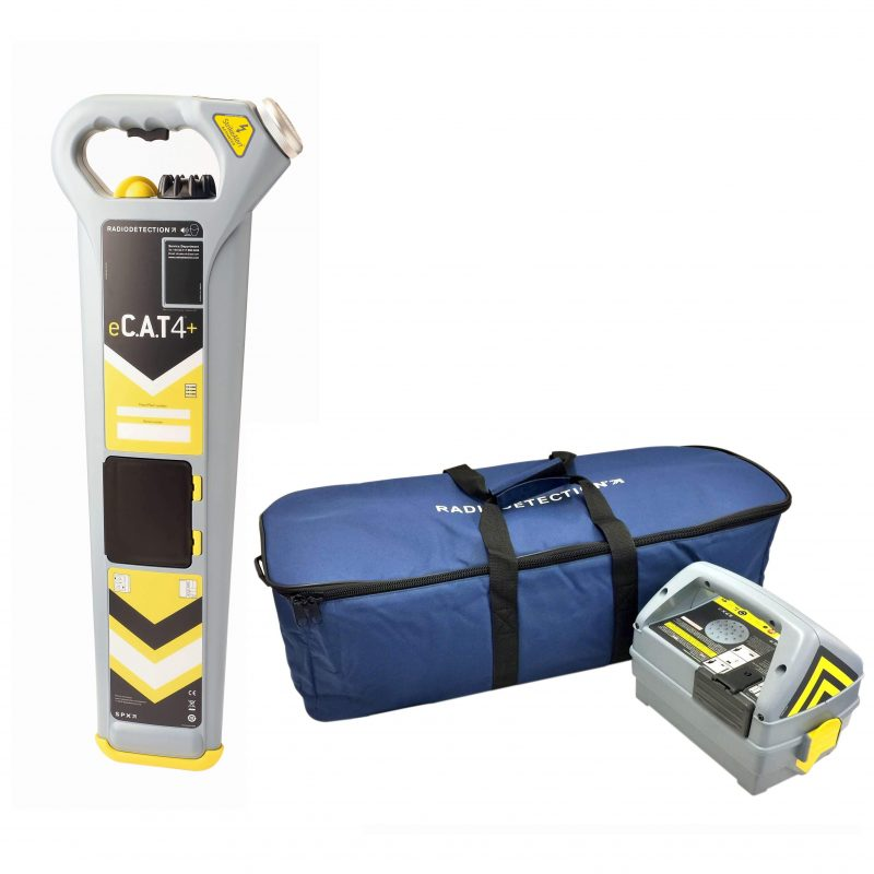 Hire Radiodetection eCAT4 Cable Avoidance Tool Kit