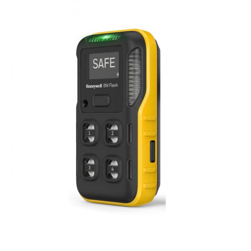 BW Flex4 IR Bluetooth Gas Detector