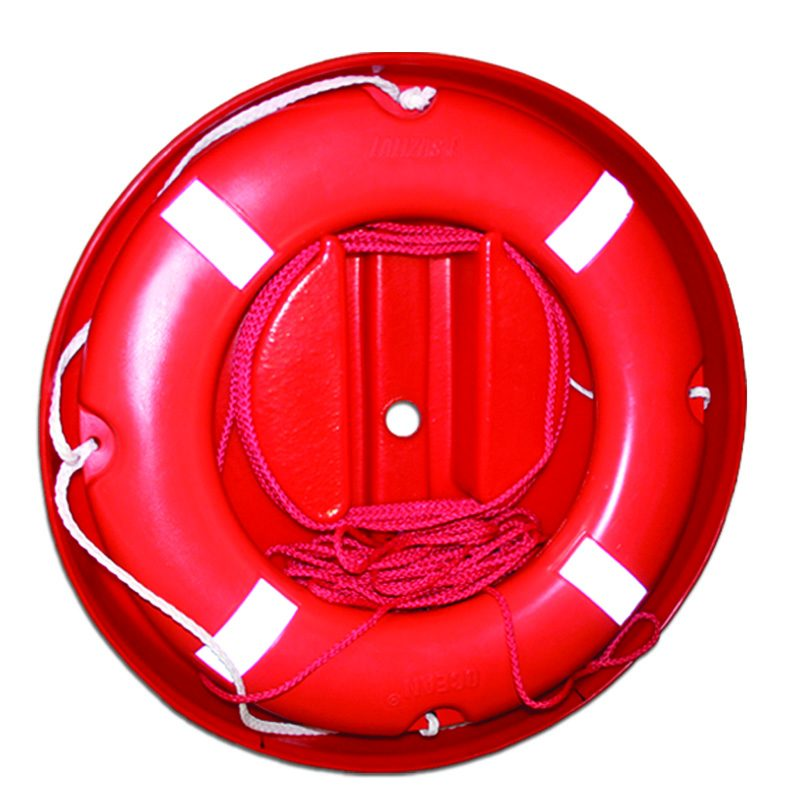 LALIZAS 2.5kg Lifebuoy with Ring Case & Floating Rope
