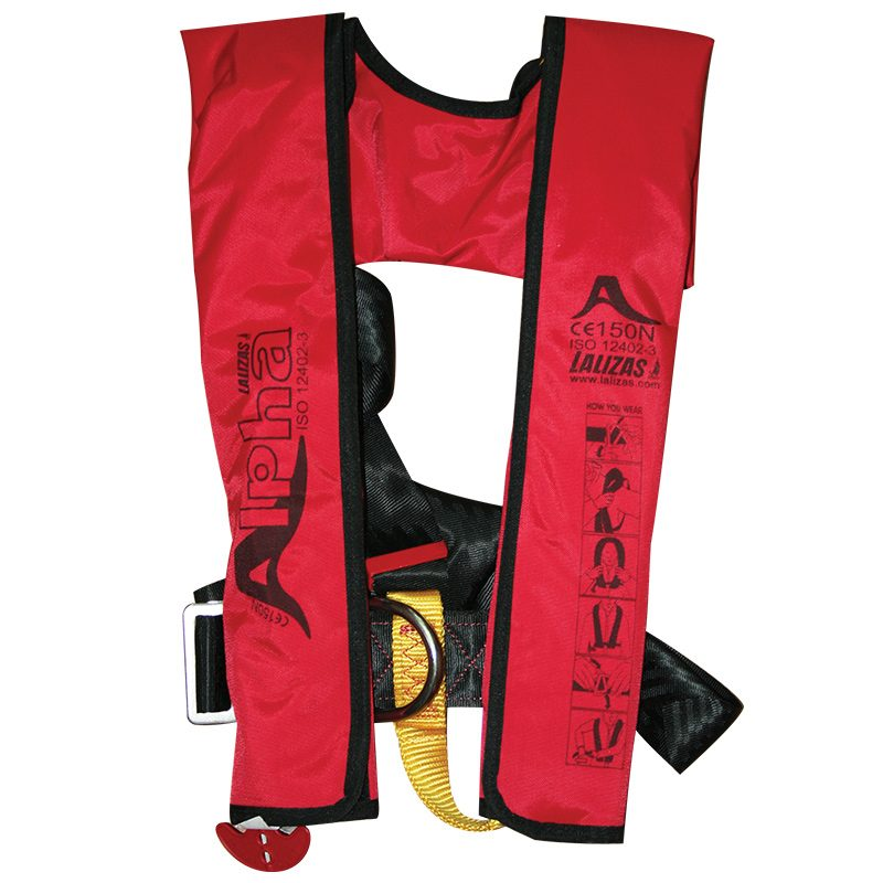 Lalizas Alpha Auto-Inflatable Lifejacket