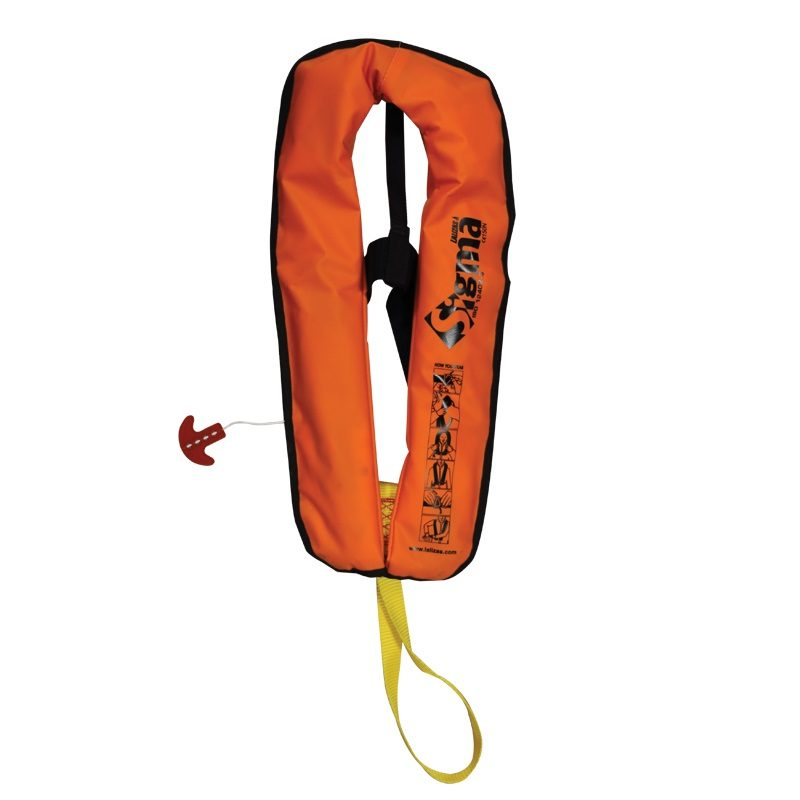 Lalizas Sigma Work Vest Auto-Inflatable Lifejacket