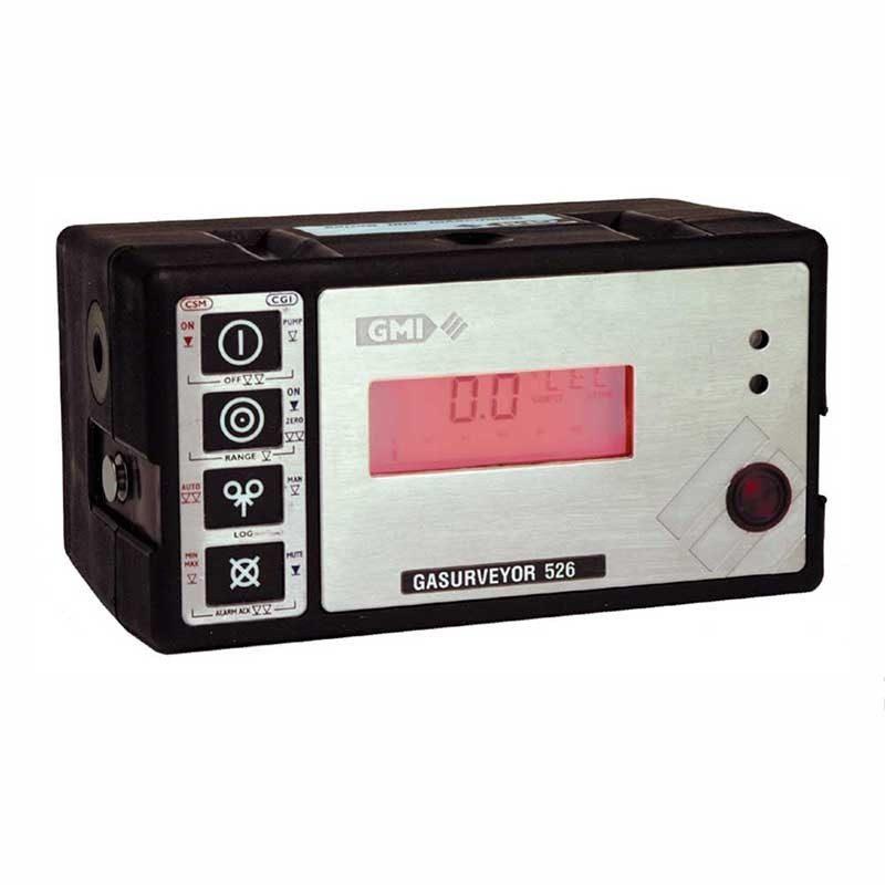 GMI Gasurveyor 500 Series Portable Gas Leak Detector