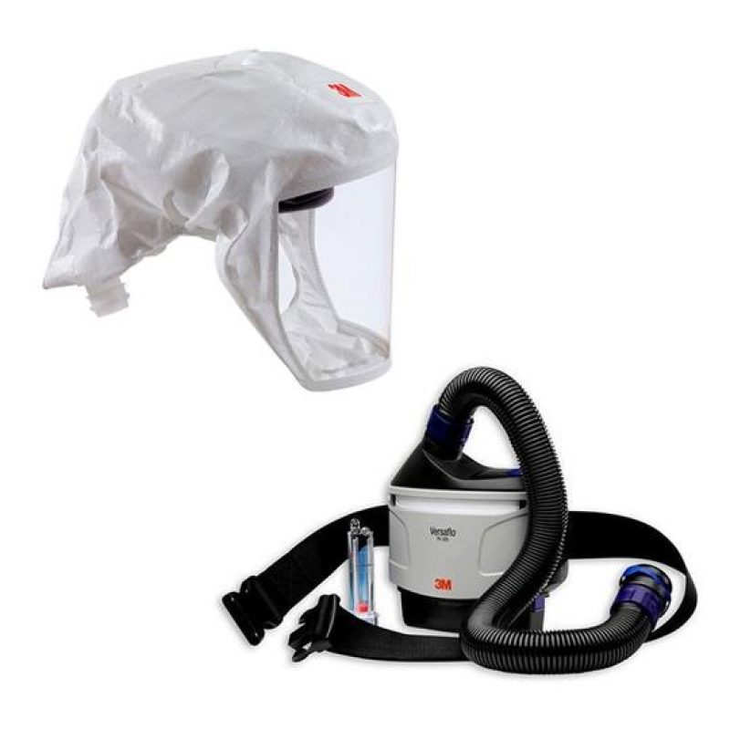 3M Versaflo TR315+ S-133 Hood Ready Pack Powered Air Respirator