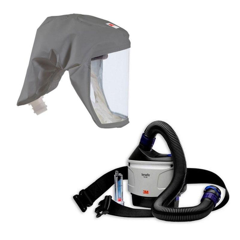 3M Versaflo TR315+ S-333 Hood Ready Pack Powered Air Respirator